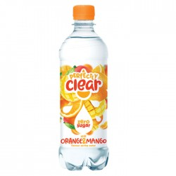 Perfectly Clear Orange & Mango Flavoured Water 12 x500ml