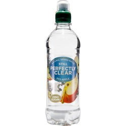 Perfectly Clear Red Apple Flavoured Water 12 x500ml