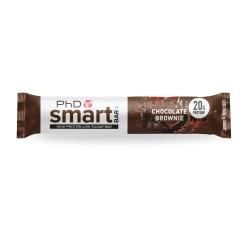 PhD Smart Bar Chocolate Brownie 12 x 64g