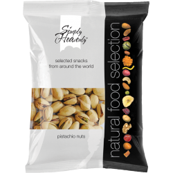 Simply Heavenly Pistachios Nuts 12 x 70g
