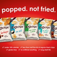 Pop Chips Supplied By Simply Heavenly Food