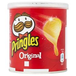 Pringles Original Crisps 12 x 40g