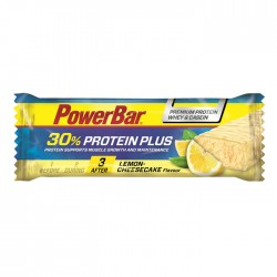 Powerbar Protein Plus Lemon Cheese Cake 30% High in Protein  15 x 55g