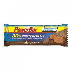 Powerbar | Protein Plus Chocolate 30% High in Protein  15 x 55g