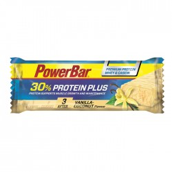 Powerbar Protein Plus Vanilla Coconut 30% High in Protein  15 x 55g