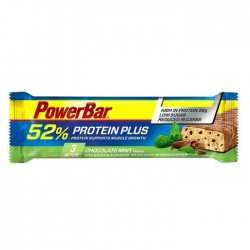 Powerbar Protein Plus Mint Chocolate 52% High in Protein  25 x 50
