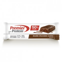 Premier Protein (20G protein) – Double Chocolate Cookie - 24 x 40g