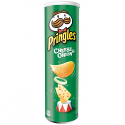 Pringles Cheese & Onion Crisps 6 x 190g