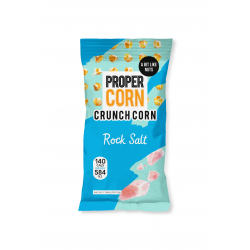 Propercorn Crunch Corn - Rock Salt Flavour 15 x 30g