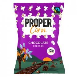 Propercorn Sweet Chocolate Popcorn 8 x 90g