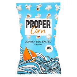 Propercorn Lightly Sea Salted Popcorn 24 x 20g