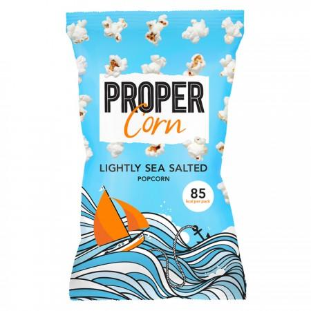 Propercorn Lightly Sea Salted Popcorn 24 x 20g