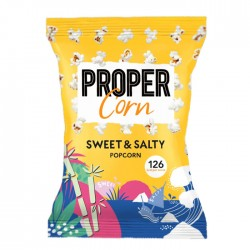 Propercorn Sweet & Salty Popcorn 8 x 90g
