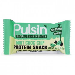 Pulsin Mint Choc Chip 18 x 50g