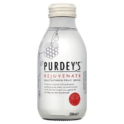 Purdey's Silver Active Life Fruit Drink 12 x 330ml