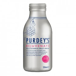 Purdey's Rejuvenate Multivitamin Fruit Drink 12 x 330ml