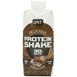 QNT Delicious Chocolate 30g Protein Shake 12 x 330ml