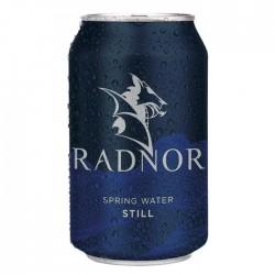 Radnor Hills | Natural Still Spring Water Cans (24 x 330ml)