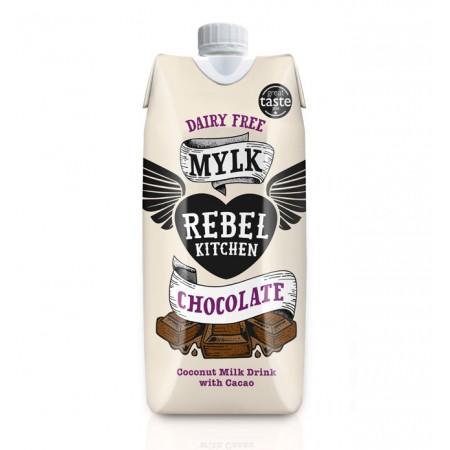 Rebel Kitchen Chocolate Coconut Mylk Drink 12 x 330ml