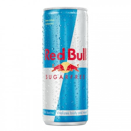 Redbull Sugar Free Energy Drink - 24 x 250ml