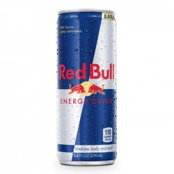 Redbull Soft Drink Can - 24 x 250ml