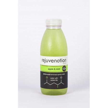 Rejuvenation Water Apple & Mint - 12 x 500ml