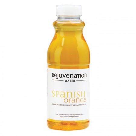Rejuvenation Water Spanish Orange - 12 x 500ml