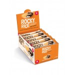 Rocky Rice Dark Chocolate & Orange Rice Cake Bar 20 x 18g