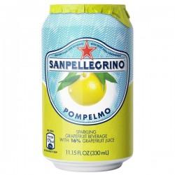San Pellegrino - Pomplemo - Grapefruit  24 x 330ml
