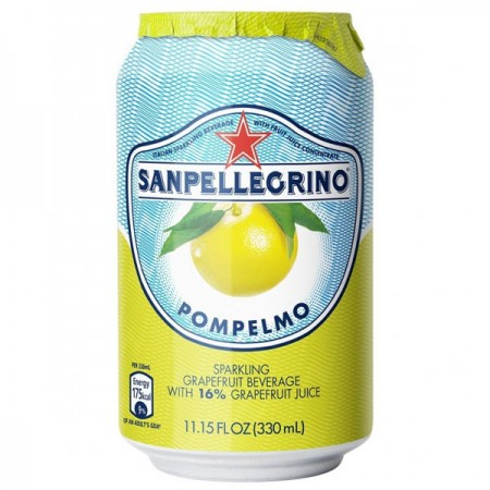 San Pellegrino Pomplemo Grapefruit Juice 24 x 330ml
