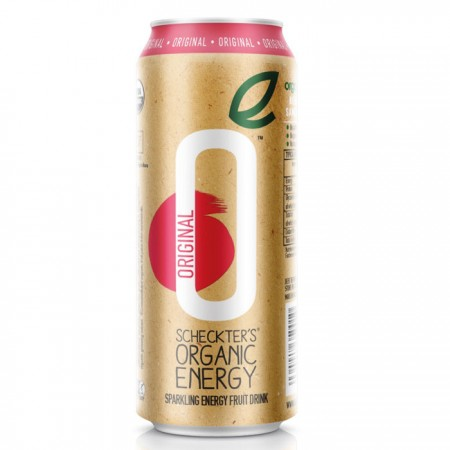 Scheckters Original Organic Energy Drink 12 x 250ml