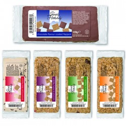 Simply Heavenly Flapjacks Box No1 Mixed 30 x 120g