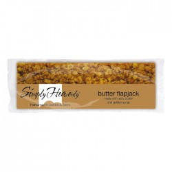 Simply Heavenly Butter Flapjack x 20
