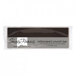 Simply Heavenly Millionaire's Crunch Bar x 20