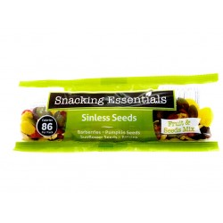 Snacking Essentials Sinless Seeds 16 x 25g