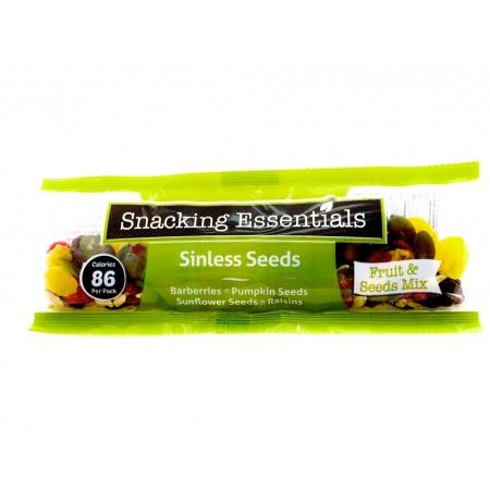 Snacking Essentials Sinless Seeds 16 x 25g