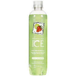 Sparkling Ice Kiwi Strawberry Flavoured Drink 12 x 500ml