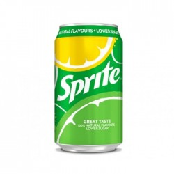 Sprite Cans 24x330cl