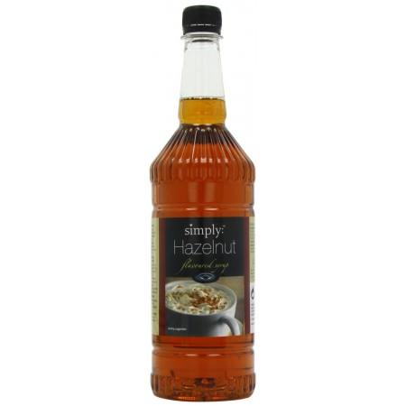 Simply Hazelnut Syrup 1 Litre