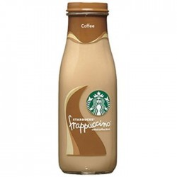 Starbucks Frappuccino Coffee Flavour Coffee Drink 8 x 250ml