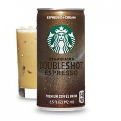 Starbucks Doubleshot Espresso Coffee Drink - Can - 12 x 250ml