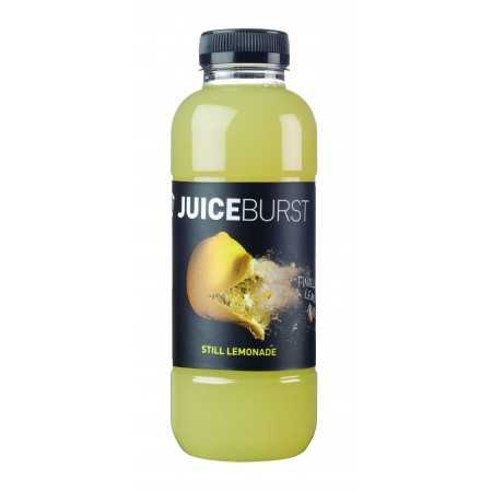 Juice Burst Still Lemonade 12 x 500ml