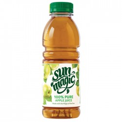 Sunmagic | 100% Pure Apple Juice 12 x 500ml