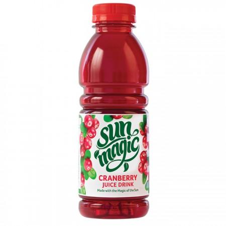 Sunmagic | Cranberry Juice Drink 12 x 500ml