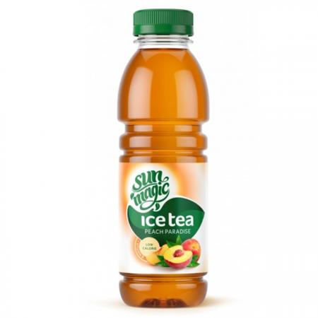 Sunmagic | Peach Paradise Iced Tea Drink 12 x 500ml