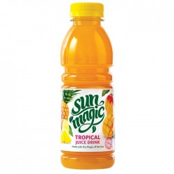 Sunmagic | Tropical Juice Drink 12 x 500ml