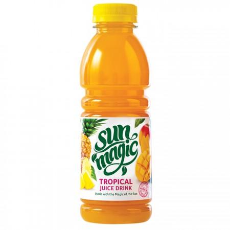 Sunmagic   Tropical Juice Drink 12 x 500ml