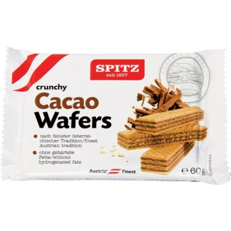 Spitz Vienna Wafers Chocolate 18 x 60g