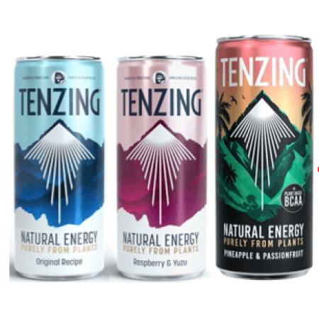 Tenzing Energy Deal - Buy 2 get 1 free
