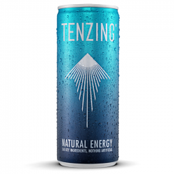 Tenzing Energy Drink - 24 x 250ml